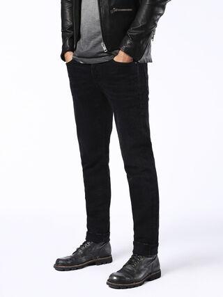LARKEE-BEEX 0674N, Black Jeans
