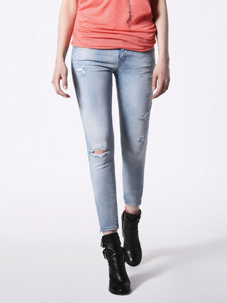 SKINZEE-LOW-ZIP 084HB, Light Blue