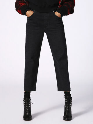 COSEE 084HQ, Black Jeans