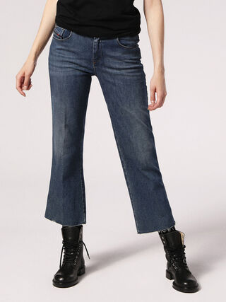 SANDY-KICK 0684K, Blue jeans