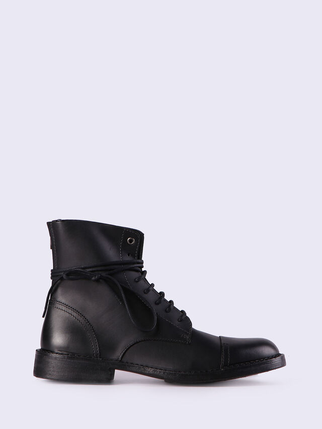 Footwear And Accessories Man Diesel Online Store USA - Boot man us map