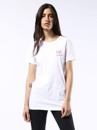T-SULLY-LONG-D, Blanc
