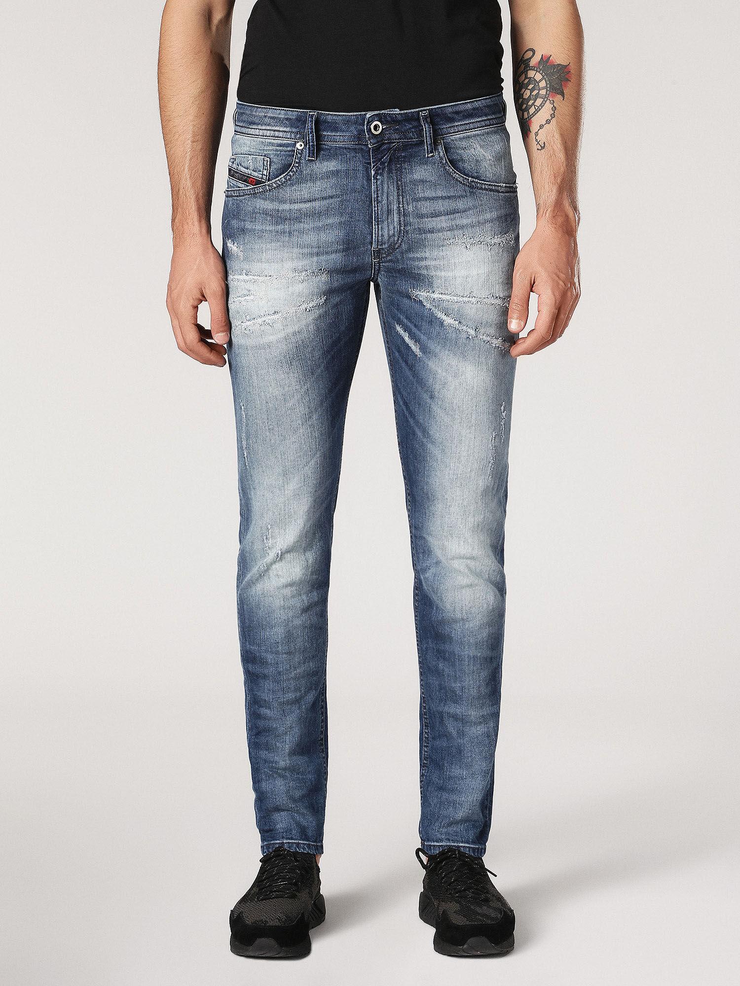 Jogging homme jeans industry