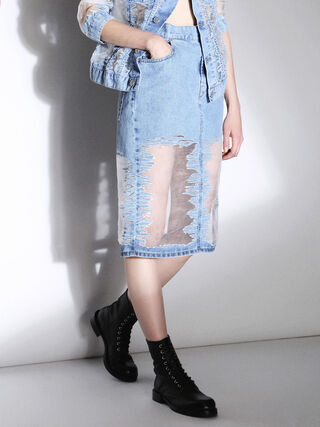 F-SK-18, Blue jeans
