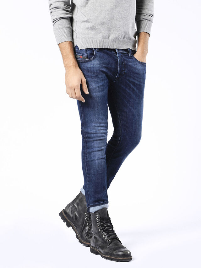 Mens Skinny Jeans | Designer Skinny Jeans for Men |Diesel USA