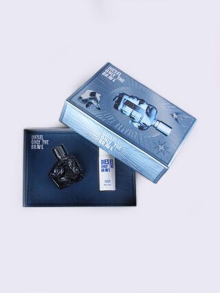 ONLY THE BRAVE 35ML GIFT SET, Blue