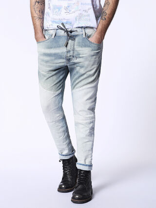NARROT DR JOGGJEANS 0682U, Light Blue