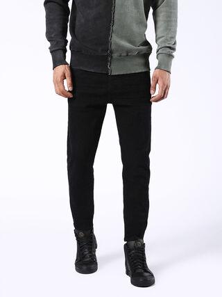 TEPPHAR 0674N, Black Jeans