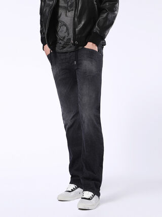 VIKER U0823, Black Jeans
