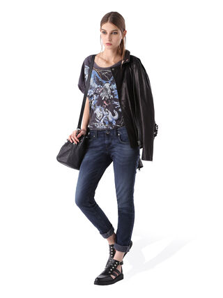GRUPEE JOGGJEANS 0848K, Blue jeans