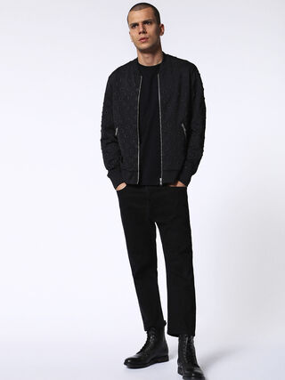 S-JOE-ZIP-MA, Black