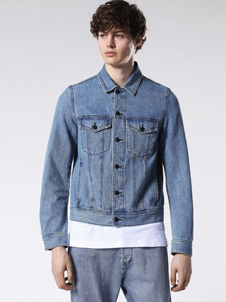 D-ASHTON-P, Blue jeans