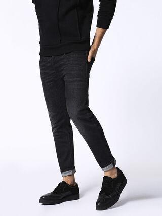 SLEENKER 0860P, Black Jeans