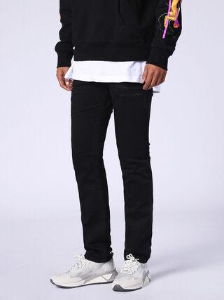 THAVAR SPBN JOGGJEANS 0677N, Black Jeans