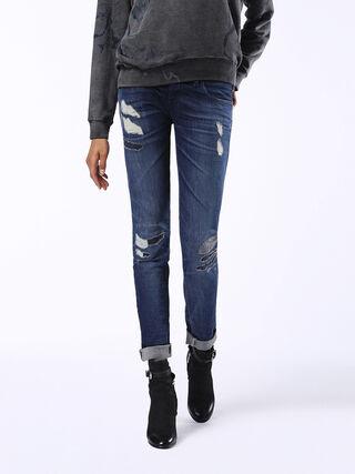 GRUPEE. 0854P, Blue jeans