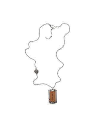 NECKLACE DX0985, Brown