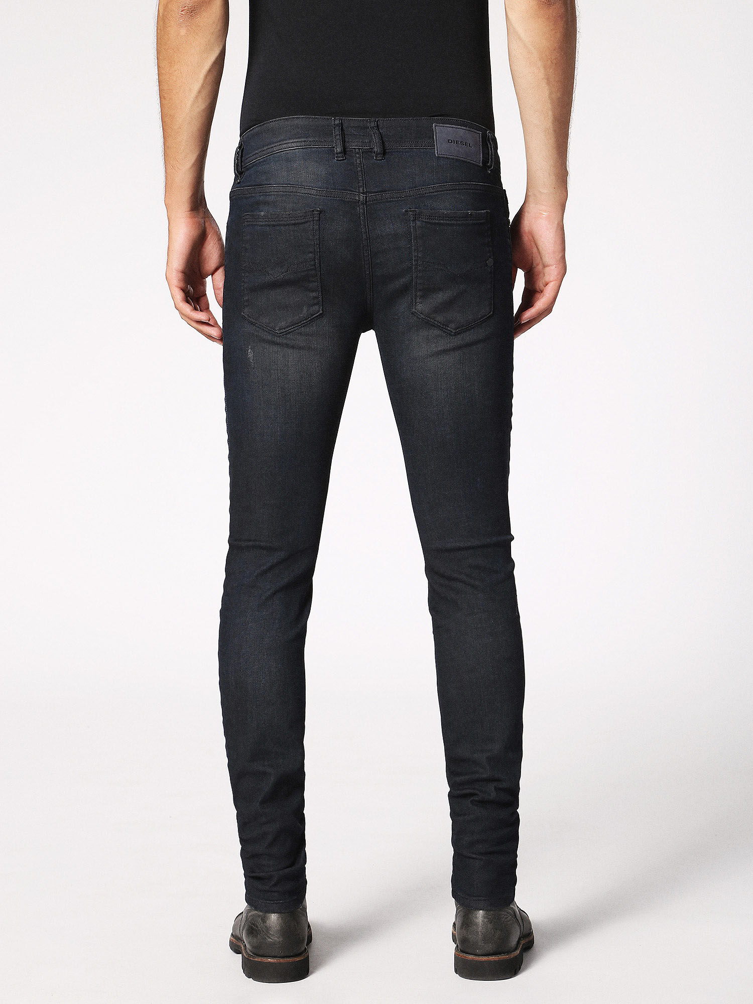 Diesel jeans sleenker schwarz