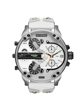 diesel watches for men official online store diesel usa dz7401 white