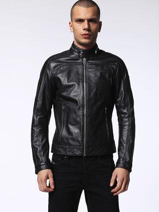 Diesel Leather Jacket |Mens Leather Jackets Online| Diesel USA