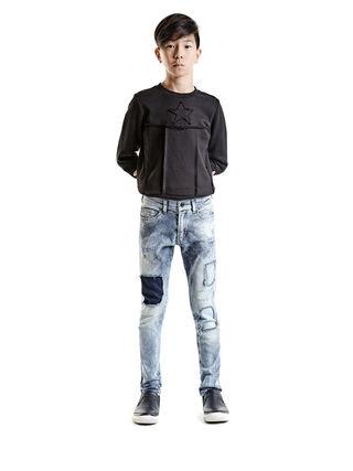 TEPPHAR-J, Blue jeans