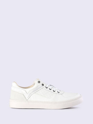 S-SPAARK LOW, Blanc