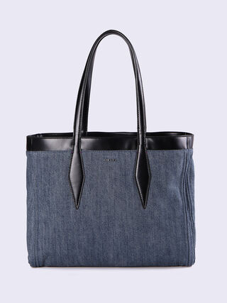 REVERSY TOTE, Blue jeans