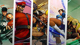 Street Fighter Capsule