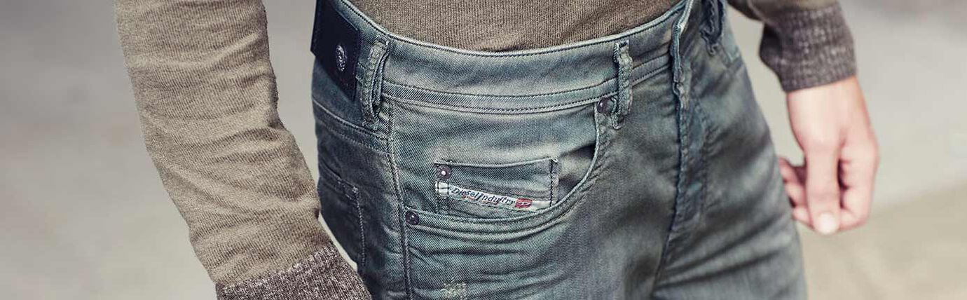 Shop Men's Tapered Jeans