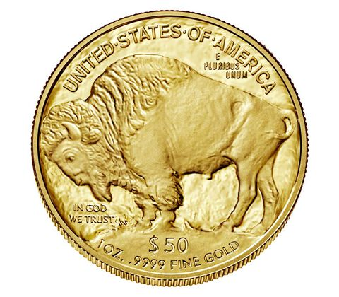 American Buffalo 2017 One Ounce Gold Proof Coin,  image 2