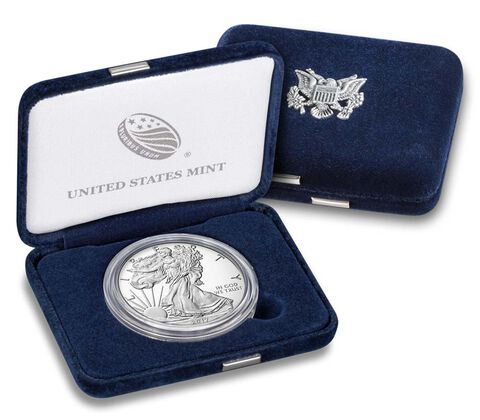 American Eagle 2017 One Ounce Silver Proof Coin,  image 4