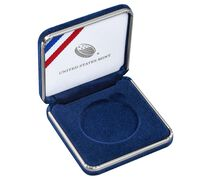 American Eagle Silver Bullion One Ounce Presentation Case