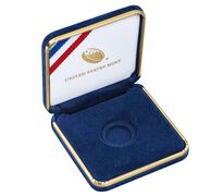 American Eagle Gold Bullion One-Quarter Ounce Presentation Case