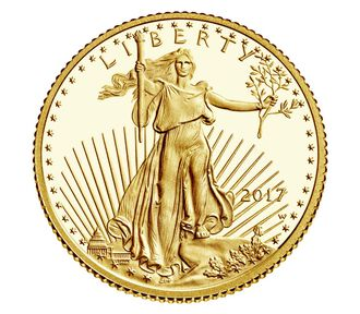 American Eagle 2017 One-Tenth Ounce Gold Proof Coin