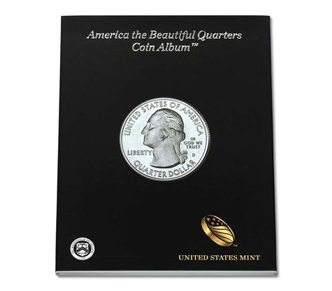 America the Beautiful Quarters Album