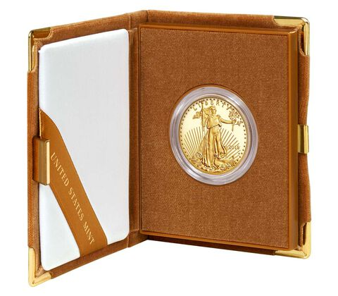 American Eagle 2016 One Ounce Gold Proof Coin,  image 4