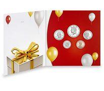 Happy Birthday Coin Set 2013