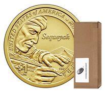 Native American $1 Coin 250-Coin Box Enrollment