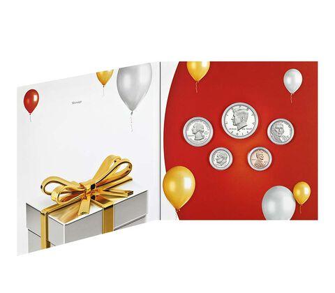 Happy Birthday Coin Set 2014