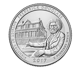 Frederick Douglass National Historic Site 2017 Rolls and Bags