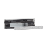 Zebra Washable Foam Cushion Files 100/180 Grit