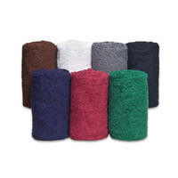 ColorSafe Brown Towels