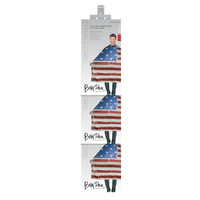 Nautical Americape - 3 count display