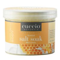 Milk & Honey Scentual Salt Soak