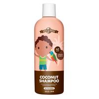 Coconut Shampoo for Coily Hair