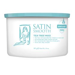 Tea Tree Wax w/Eucalyptus
