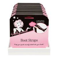 Hollywood Fashion Secrets - Boot Straps - 8 piece display