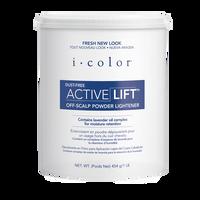 i.color Active Lift Off Scalp Powder Lightener