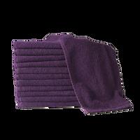 Royale Deluxe Purple Towel