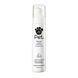 Waterless Foam Shampoo for Dogs & Cats