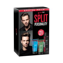 Style Sexy Hair Shampoo + Gel Trio for Men